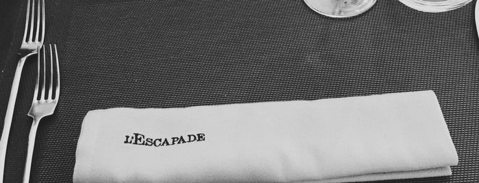 L'Escapade is one of Restaurants.
