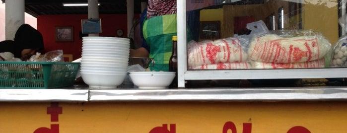 ก๋วยเตี๋ยวเรือรังสิต มูฮัมหมัดรถเยียยม is one of Favorite Food.