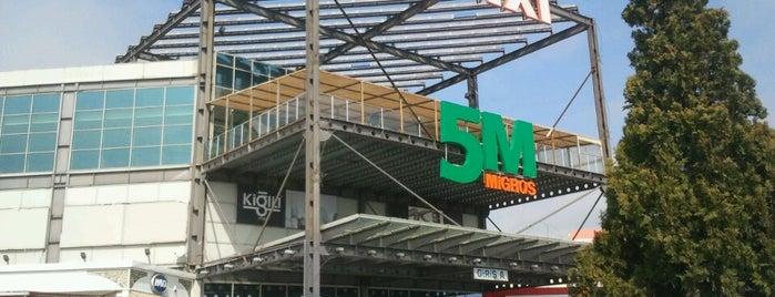 Silivri Alışveriş Merkezi is one of ALIŞVERİŞ MERKEZLERİ / Shopping Center.