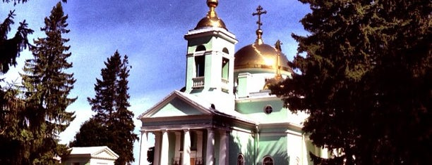 Храм Веры, Надежды, Любови и Софии is one of Православный Петербург/Orthodox Church in St. Pete.