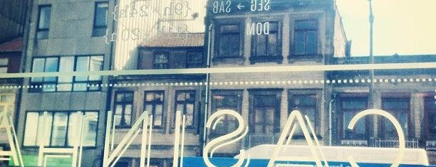 Casinha Boutique Café is one of Snack.