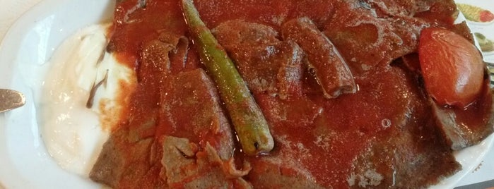 HD İskender is one of Seçkin Mekanlar.
