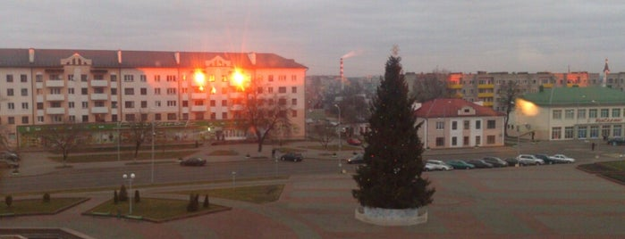 Ивацевичи is one of Города Беларуси.