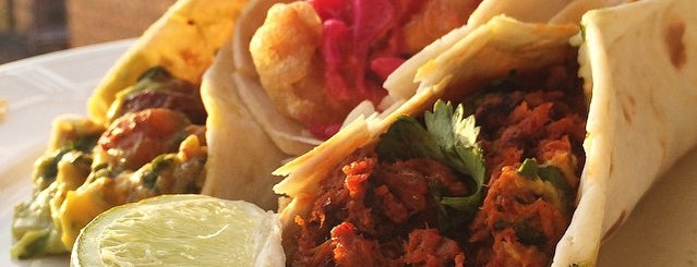 Ponche Taqueria & Cantina is one of Latin Loving.
