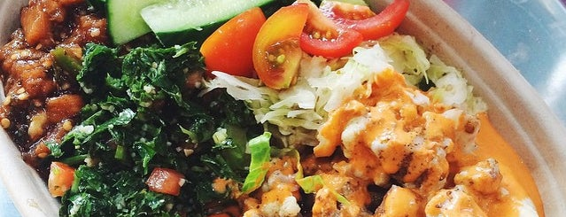 Semsom Eatery is one of healthy eats.