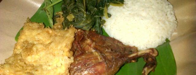 Bebek Goreng H. Slamet is one of Tempat makan OK'lah.