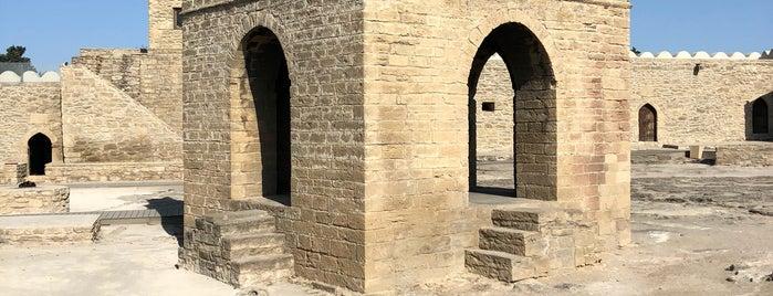 Qobustan Dövlət Tarix və Bədii Qoruğu is one of Baku.