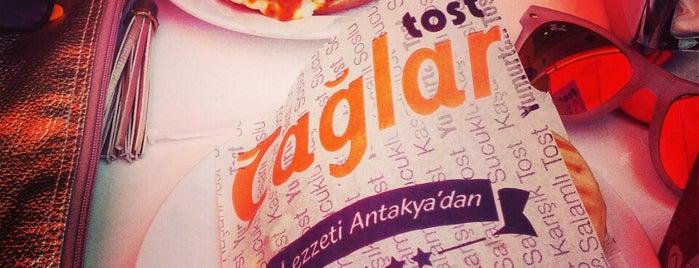 Çağlar Tost is one of İstanbul.