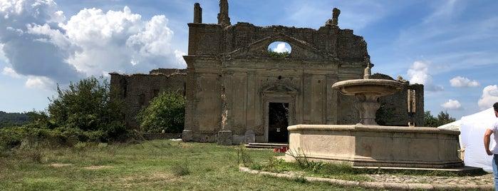 Monterano Antica is one of Florenz/ Toskana.