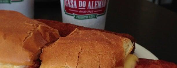 Casa do Alemão is one of Rio.