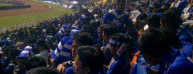 Stadion Si Jalak Harupat is one of My Hometown.