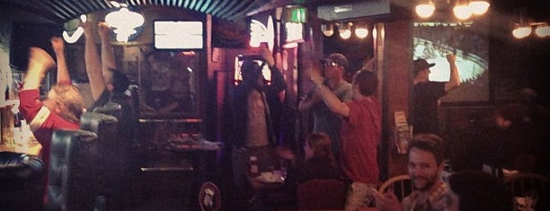 Claudia's Original Sports Pub & Grill is one of FAVORITE 5 SPORTS BARS IN PDX (2011).