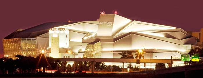 Adrienne Arsht Center for the Performing Arts is one of Miami New Times 2013.