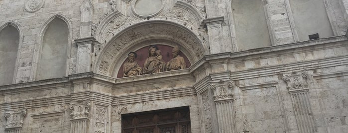 Chiesa di Sant'Agostino is one of Best of Tuscany, Italy.