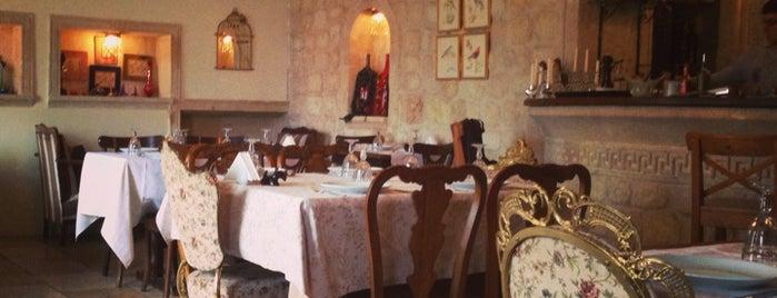 Ziggy's Cafe is one of KAPADOKYA.