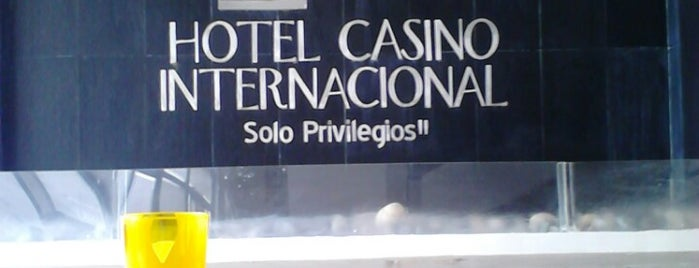 Hotel Casino Internacional is one of Hoteles Colombia.