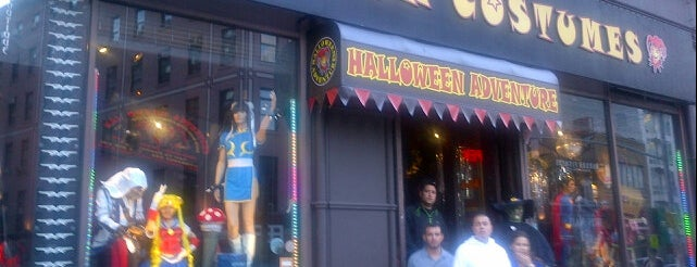the 15 best places for costumes in new york city