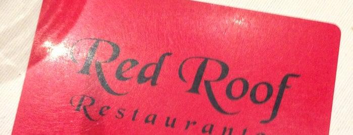 Red Roof Restaurantes is one of Restaurantes no centro (ou quase).