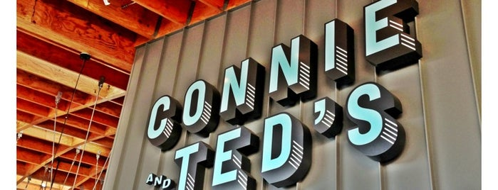 Connie and Ted's Seafood is one of favorites / los angeles *old*.