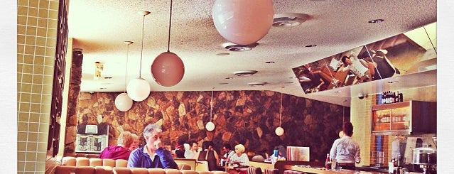 The 101 Coffee Shop is one of Breakfasts of Champions.