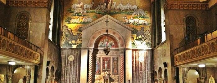 St. Aloysius Roman Catholic Church is one of Worship with Lauren.