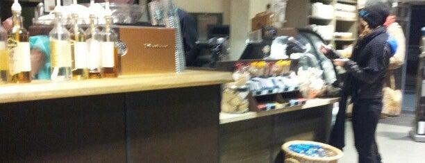 Starbucks is one of nog te ontdekken.