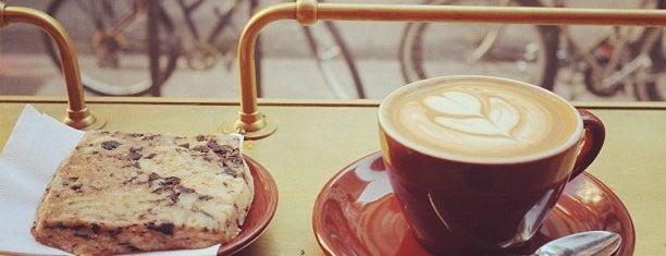 Foursquare Flatiron - Coffee