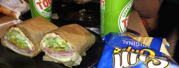 TOGO'S Sandwiches is one of Torrance.