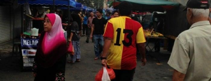 Bazar Ramadhan Taman Melati is one of makan @ KL #16.