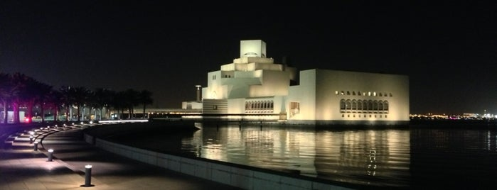 Museum of Islamic Art Park is one of My Doha..