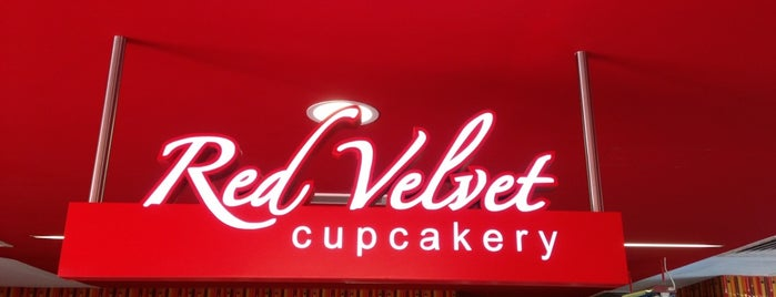Red Velvet Cupcakery is one of 4sq Cities! (Asia & Others).