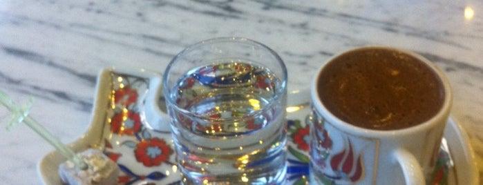 Anonim Türk Bistro ve Tatlı is one of Yazin istanbul :).