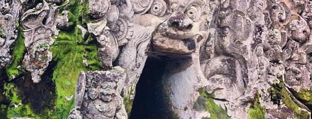 Pura Goa Gajah is one of Bali.