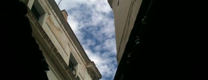La Medina is one of UNESCO World Heritage Sites.
