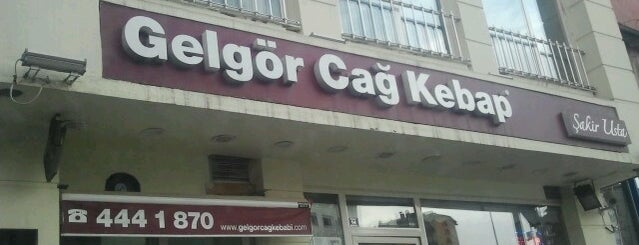 Gelgör Cağ Kebap is one of lezzet turu...