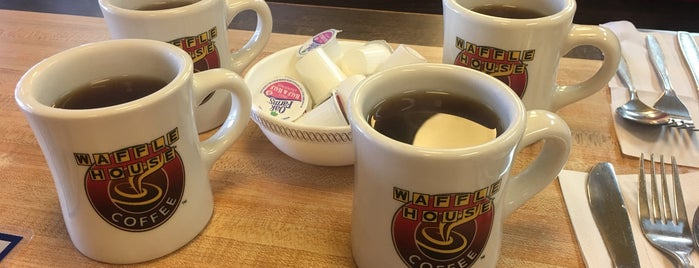 Waffle House is one of Sounds Great!.