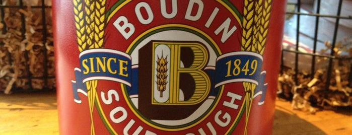 Bistro Boudin is one of San Francisco ♥.