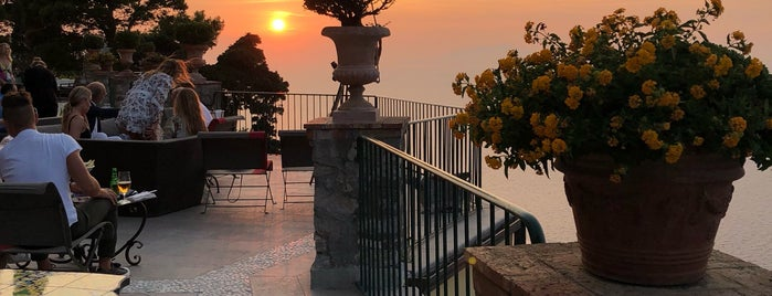 Anacapri is one of Amalfi Coast, Italy.