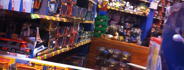 Toy Mania is one of C. C. Líder.