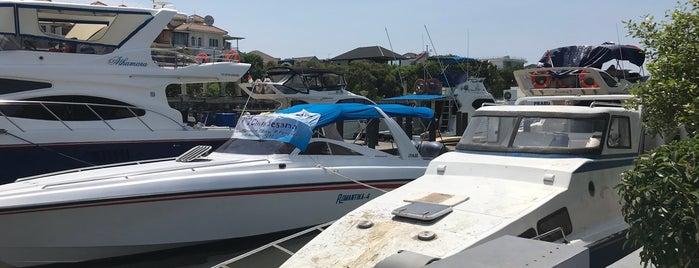 Marina is one of Enjoy Jakarta 2012 #4sqCities.