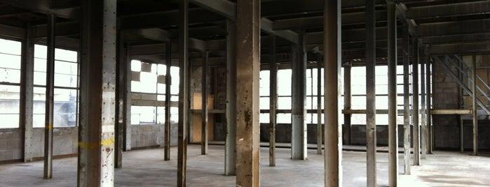 De Meelfabriek is one of Keep Leiden Weird.