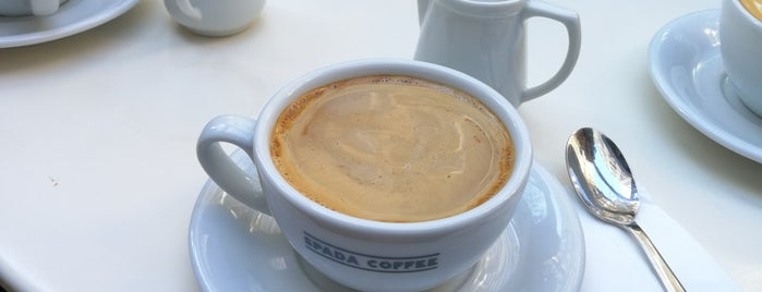 Spada Coffee is one of Istanbol.