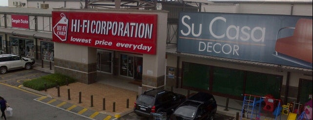 Fourways Crossing is one of Perfect 10 Sunninghill.