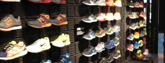 Nike Running is one of NYC - Stores.