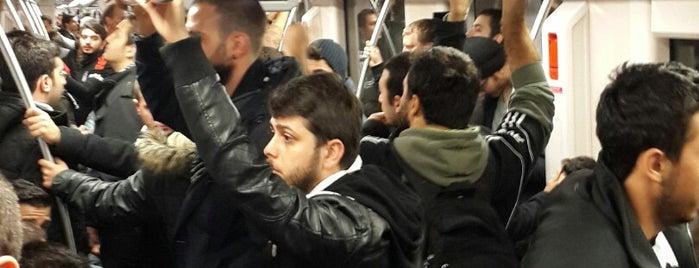 Kirazlı Metro İstasyonu is one of M3 - Metro İstasyonları.