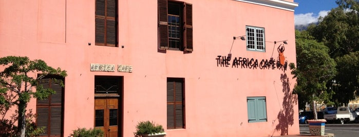 The Africa Café is one of Todo.