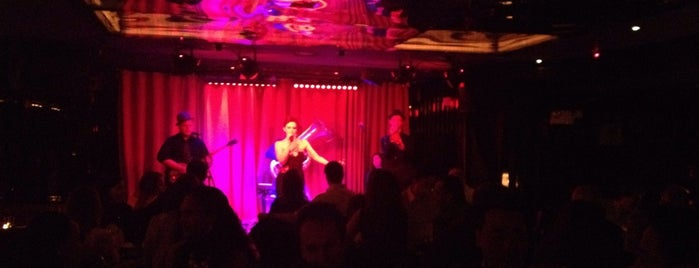 Jazz Room is one of NYC D-Generation.