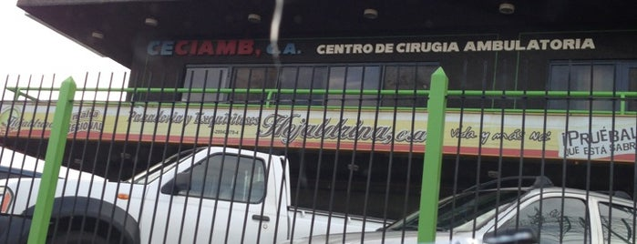 Centro Comercial Río Caura is one of Centros Comerciales de Guayana.