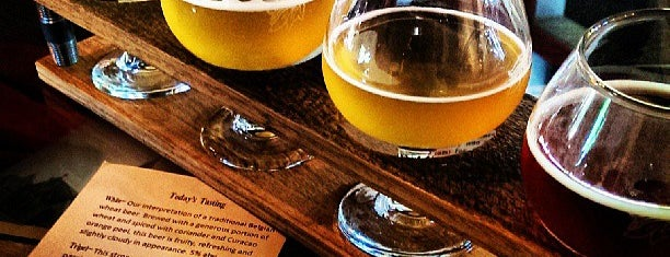 Allagash Brewing Company is one of Portland, ME.