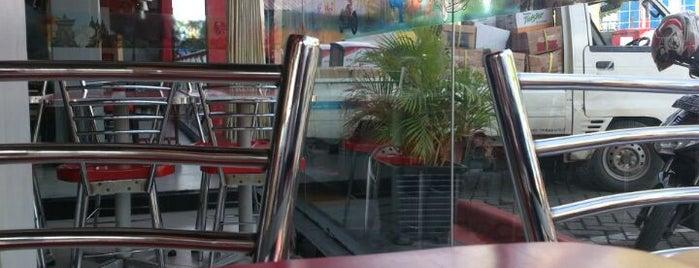 KFC is one of Food Territory.